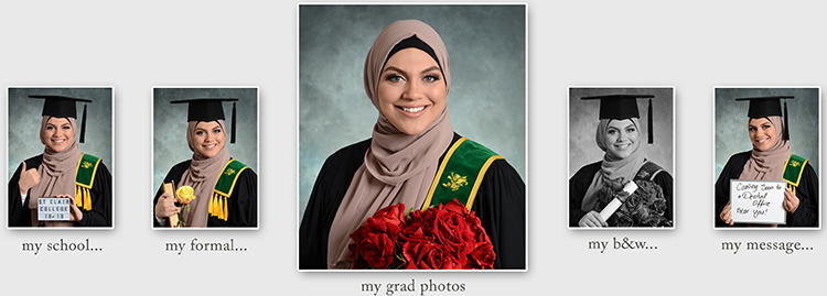 2020 2021 Graduation Photos St Clair College